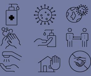 Die wichtigsten Verhaltensregeln während der Pandemie